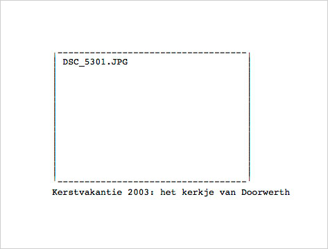 ascii: Doorwerth