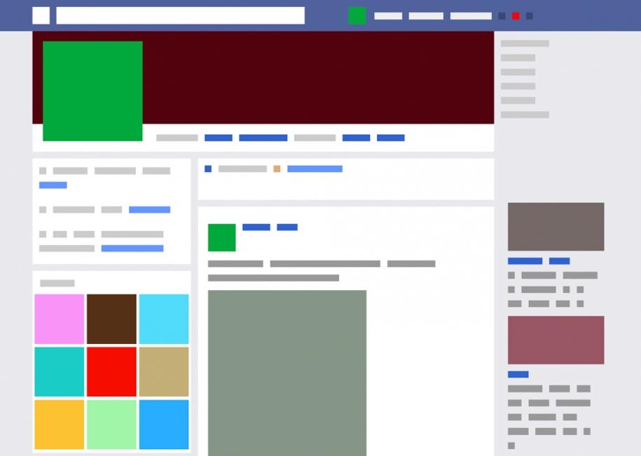 Facebook 4 | Facebook | Websites | Peter van der Gulden